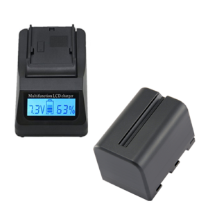 Viewing Monitor Battery & Charger